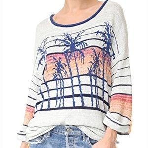 NWT Free People Palm Breeze Sweater